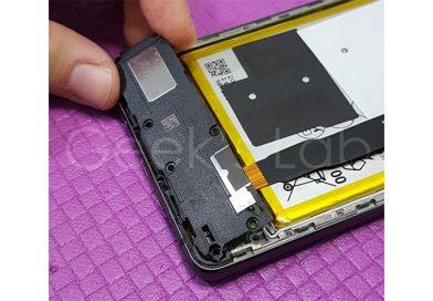 Sostituire suoneria buzzer Huawei P9 Lite