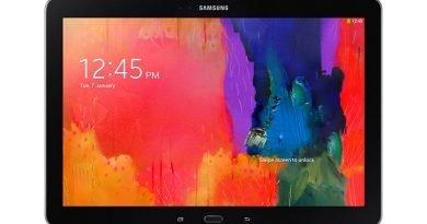 Hard Reset Samsung Galaxy Note PRO