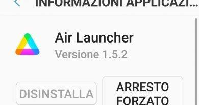 [Guida] Come disinstallare Air Launcher