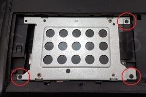 cambiare hard disk su notebook Asus X55C