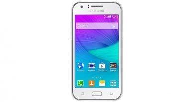 Hard Reset Samsung Galaxy J1
