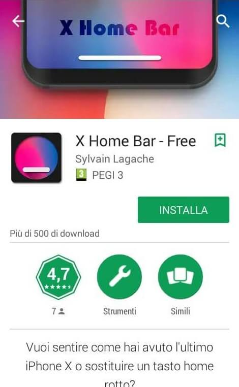How To Install The X Home Bar On Android Geek S Lab