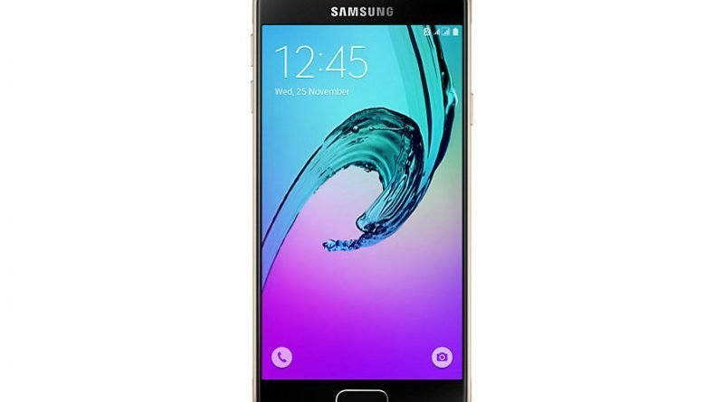 Hard reset Samsung Galaxy A3 2016