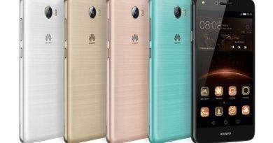 Hard Reset Huawei Y5 II CUN-L01