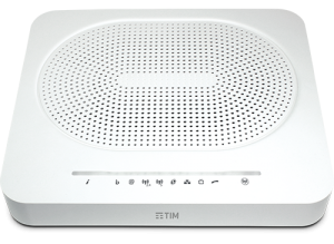Cambiare password WiFi su router Tim Smart Modem