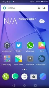 miglior launcher android