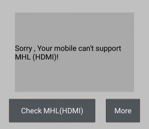 tecnologia MHL