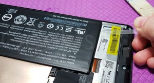 batteria tablet Acer Iconia One 7