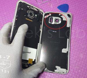vetro posteriore Samsung Galaxy S7 Edge