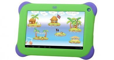 Hard Reset tablet Trevi kid Tab7