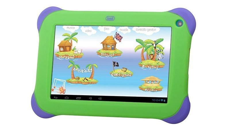 Hard Reset tablet Trevi kid Tab7