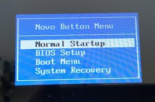 How to enter Bios Setup on Lenovo Z50 series | Geek's Lab