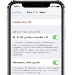 iPhone X suoneria si abbassa da sola