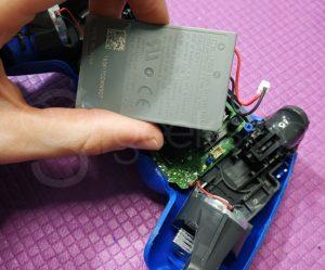 batteria DualShock 4