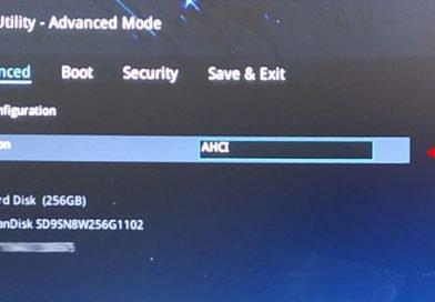 Impossibile installare Windows su questo disco (Mostra dettagli)