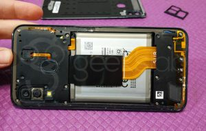 samsung galaxy a40 disassembly