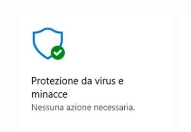 Come aggiungere un'esclusione a Sicurezza di Windows