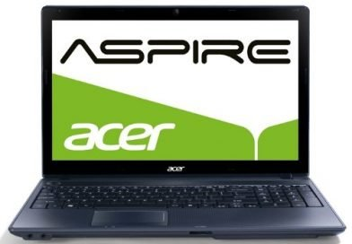Notebook Acer Aspire 5749 boot da pendrive o dvd